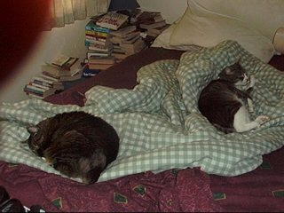 Max & Clem - July 2000