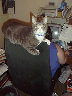 Clem - August 2001