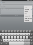 Ping.fm for webOS 1.0.3