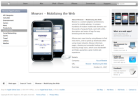 Mowser: Mobilizing iPhones