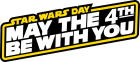 May the 4th...
