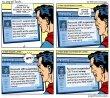 Superman vs. Google+