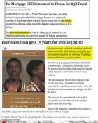 White Collar Crime & Legal Loopholes