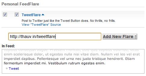 TweetFalre